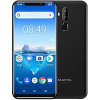 "Oukitel c12 Pro Black 2/16Гб ,6,18 ""19:9 Android 8,1 (бампер подарок)"