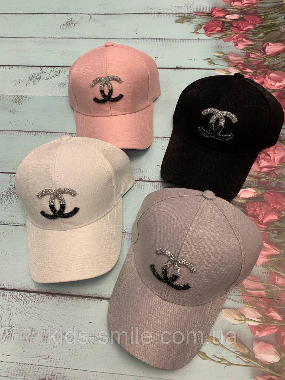 Шапки-кепки женские