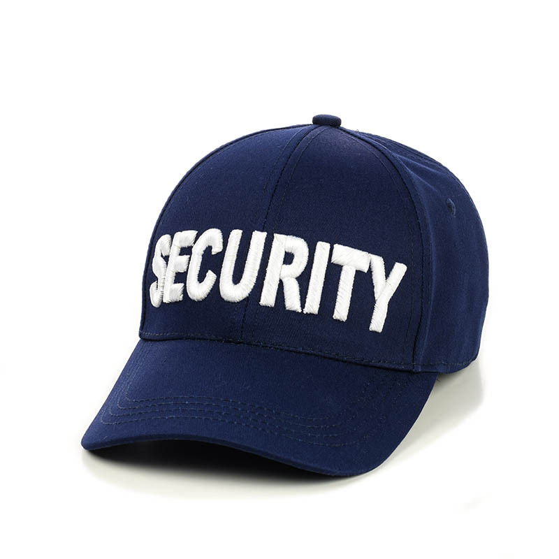 Бейсболка SECURITY