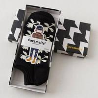 Носки женские набор CARAMELLA Box низкие 4 пары, фото 1