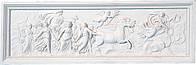 Лепка из гипса — Настенный декор — Гипсовый барельеф — Лепнина — Барельеф из гипса