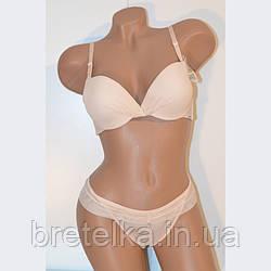 Комплект женского нижнего белья Balaloum 9339 персиковый