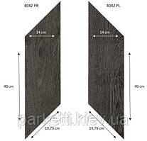Forbo 4042 PR-PL Black Fine Oak PRO виниловая плитка Effekta Professional
