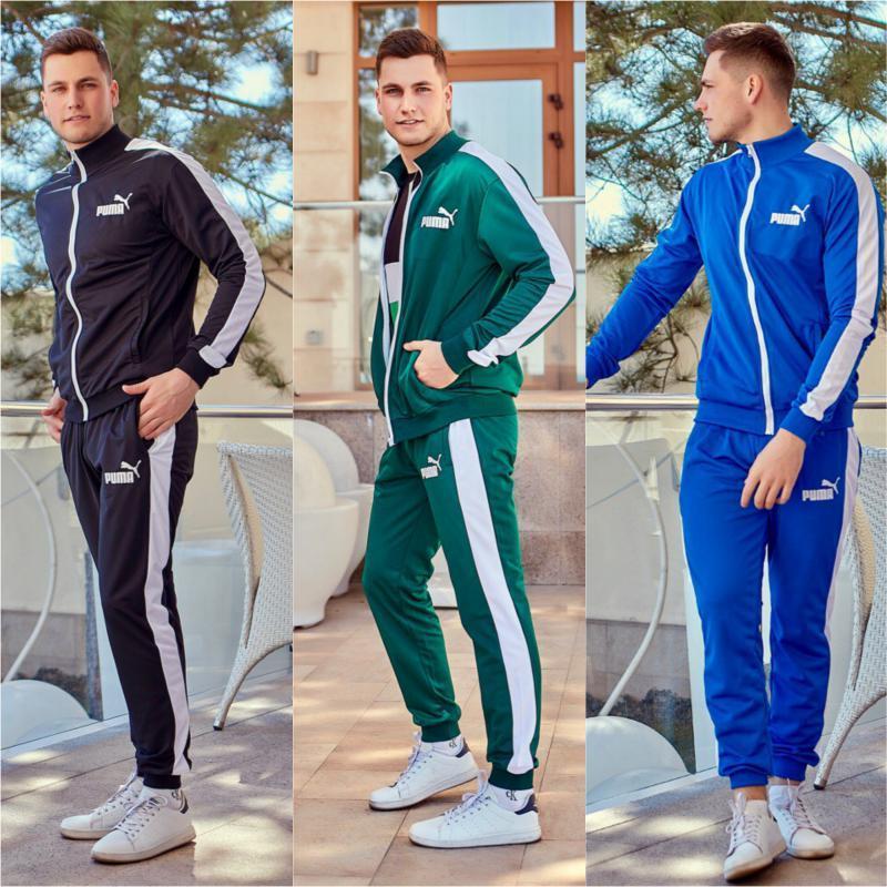 Спортивный костюм мужской мод.743