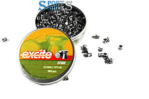 Кулі H&N Excite Econ 4.50 мм, 0.49 р, 500шт
