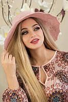 """Летняя женская шляпа """"Гермиона"""""""