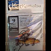 Крючки Kamatsu CHINU 9