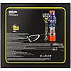 Мужской подарочный набор Gillette Fusion Proshield с сменной кассетой гель для бритья Fusion Proglide Sensitiv, фото 8