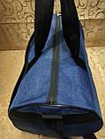(24*45 маленький)Спортивная сумка puma с местом для обуви мессенджер СПОРТ дорожная сумка только ОПТ, фото 4