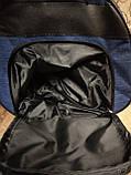 (24*45 маленький)Спортивная сумка puma с местом для обуви мессенджер СПОРТ дорожная сумка только ОПТ, фото 5