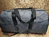(27*50 большое)Спортивная сумка puma с местом для обуви мессенджер СПОРТ дорожная сумка только ОПТ, фото 4
