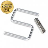 Ручка для переноски дверей, плит ДСП, MDF, OSB (комплект из 2 шт. )