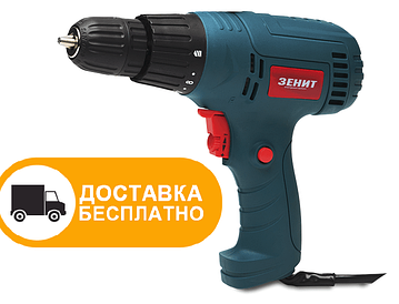 Сетевой шуруповерт Зенит ЗШ-550 М