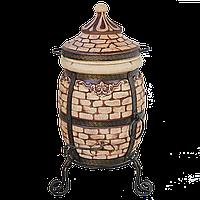 Тандыр подарочный «Кирпич» 60 литров