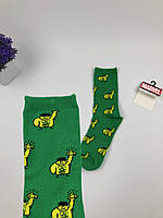 Носки Marvel pattern Халк (зеленый)