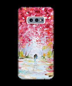 Чехол на Samsung Galaxy S10e Paseo romántico