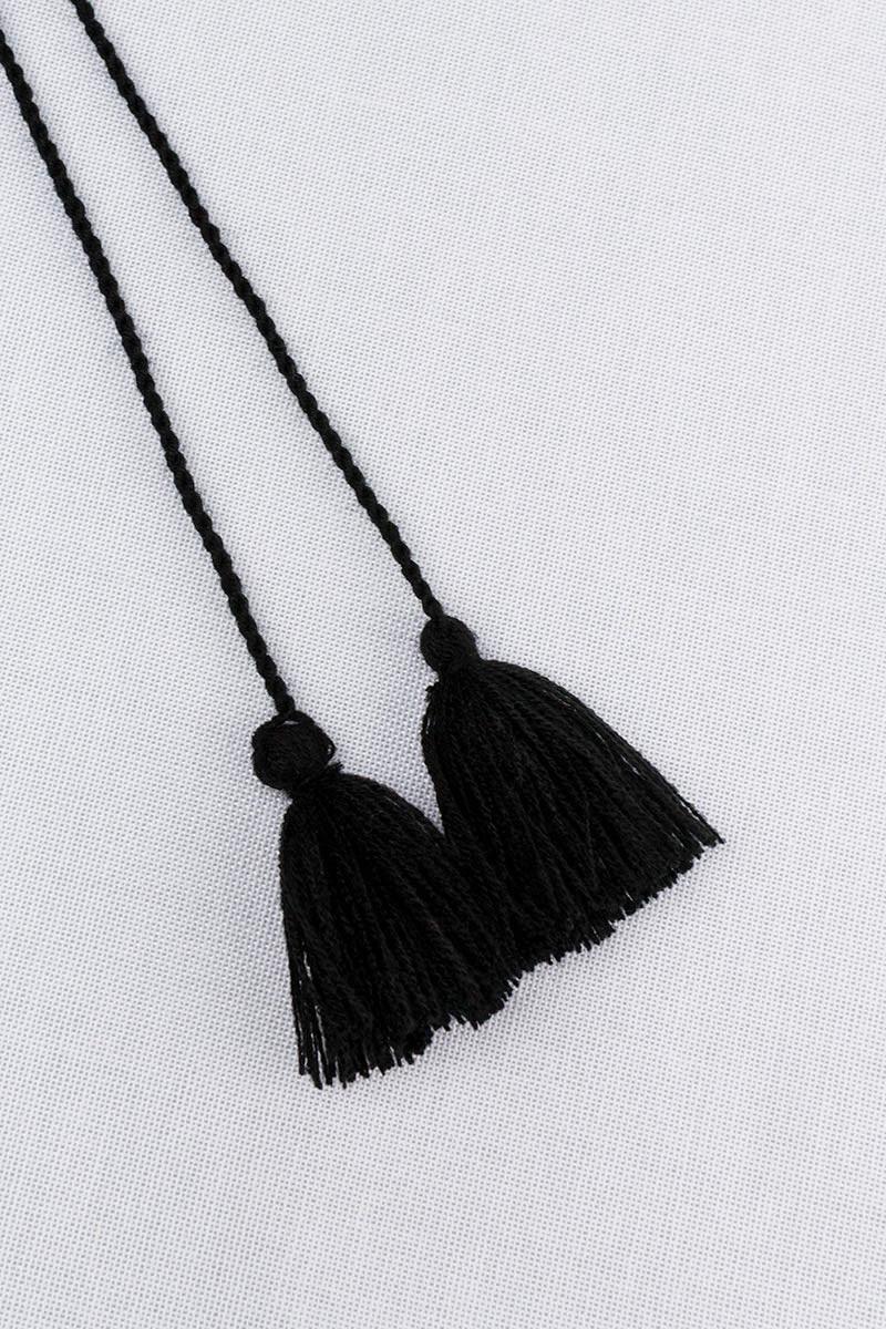 Кисточки для вышиванок (черные)