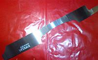 Накладка на задний бампер для Suzuki Grand Vitara, Сузуки Гранд Витара