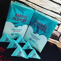 Скраб для лицаETUDE HOUSE Baking Powder Crunch Pore Scrub 1 шт. (пирамидки)