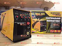 Сварочный полуавтомат 2в1 Kaiser MIG-305 (Инверторный MIG / MAG / MMA), фото 1