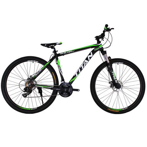 """Гірський велосипед найнер Titan Solar 29"""" - найнер"""