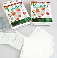 Пластыри Kinoki для вывода токсинов турмалиновые