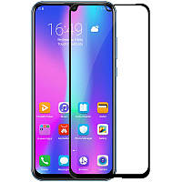 Защитное стекло для Huawei P Smart 2019/Honor 10 Lite 2018 Full Glue (с олеофобным покрытием), цвет черный