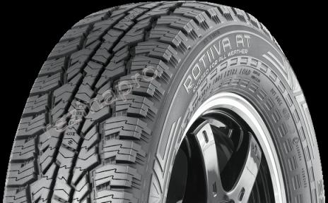 Всесезонные шины Nokian Rotiiva AT 235/65 R17 108T XL