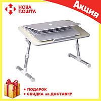 Столик подставка для ноутбука   складной стол Multifunction Laptop Desk, фото 1