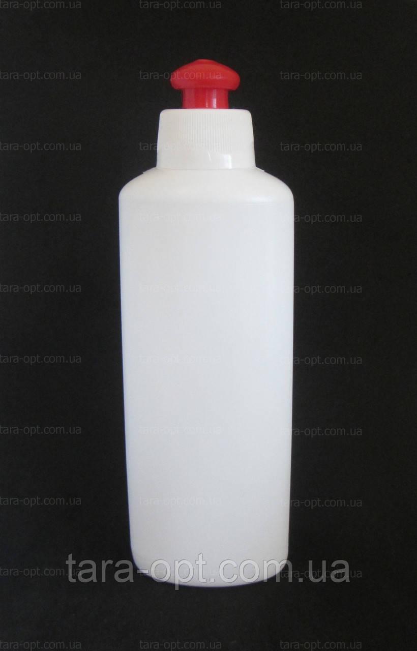 Бутылка с дозатором 220 мл