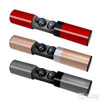 Безпровідні навушники Bluetooth AirTwins S2 TWS з боксом для зарядки