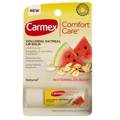 Бальзам для губ СARMEX Comfort Care Watermelon (арбуз)