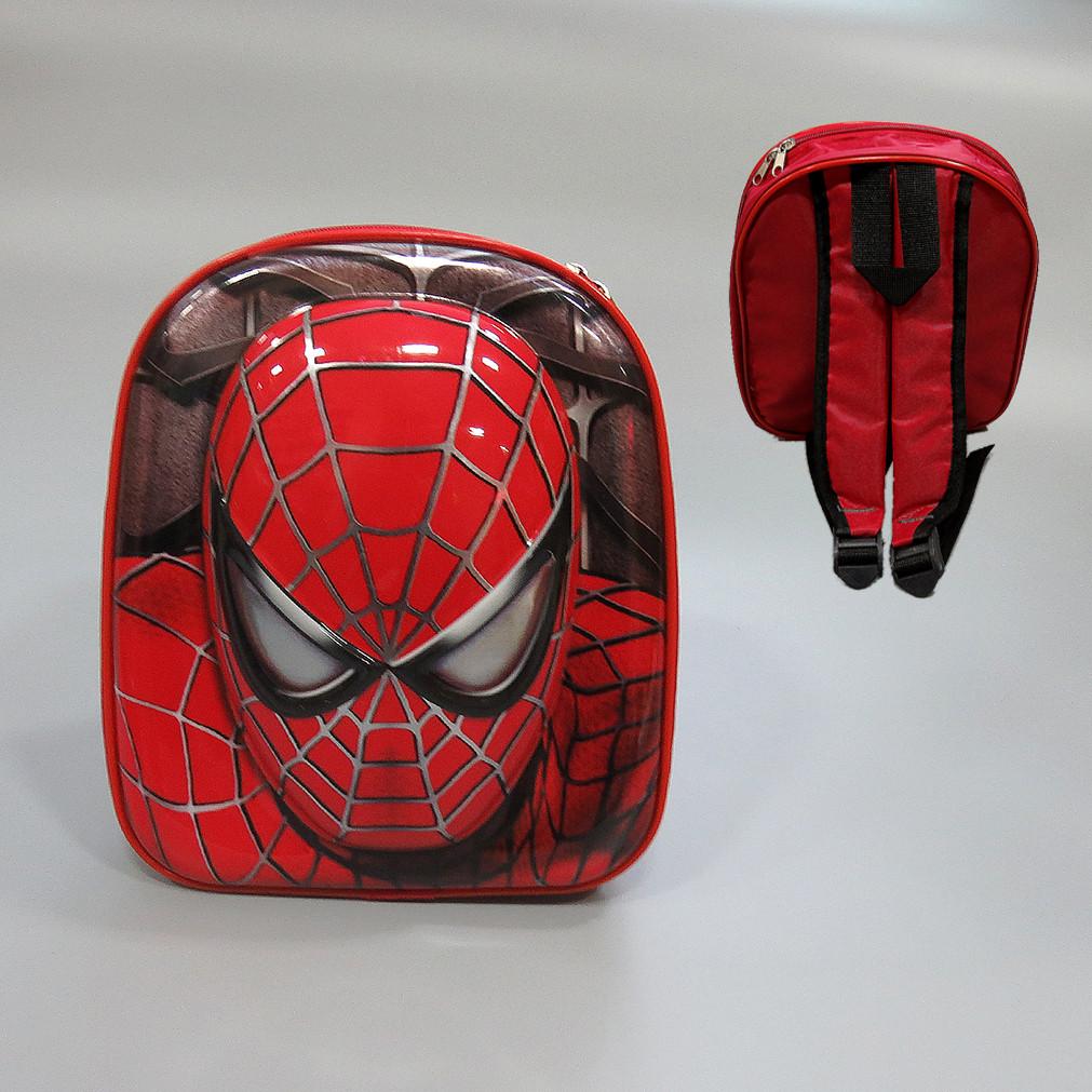 Рюкзак Spiderman 3D для мальчика