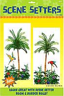 Декорация для стен Пальмы 1501-3150