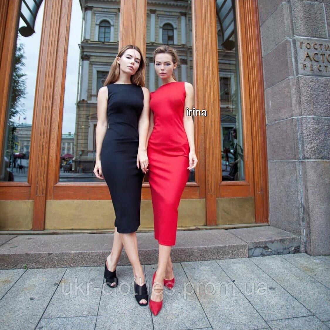 ed620d23348 Летнее женское облегающее платье голубое красное черное бордо ...