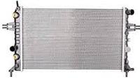 Радиатор Оpel Astra G Zafira A 14-18 20 МКПП АС+ 600*378