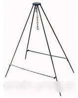 Четыренога складная для подвешивания казана, шампуров высота 1 м