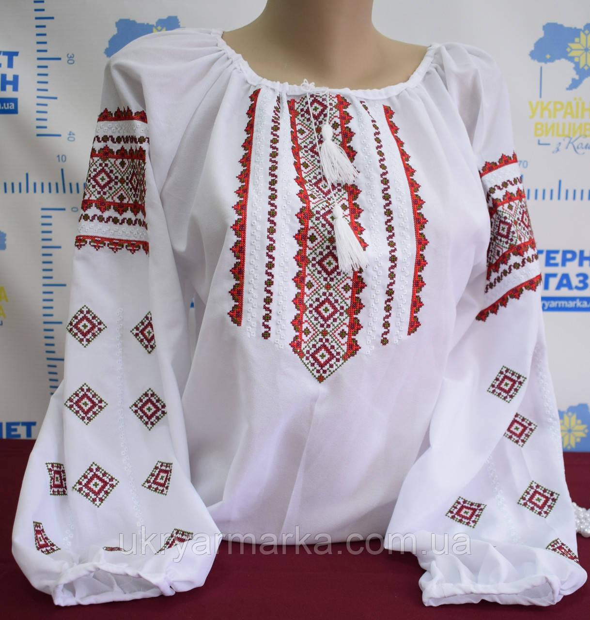 0de3c22820e9d2 Жіноча вишита блузка