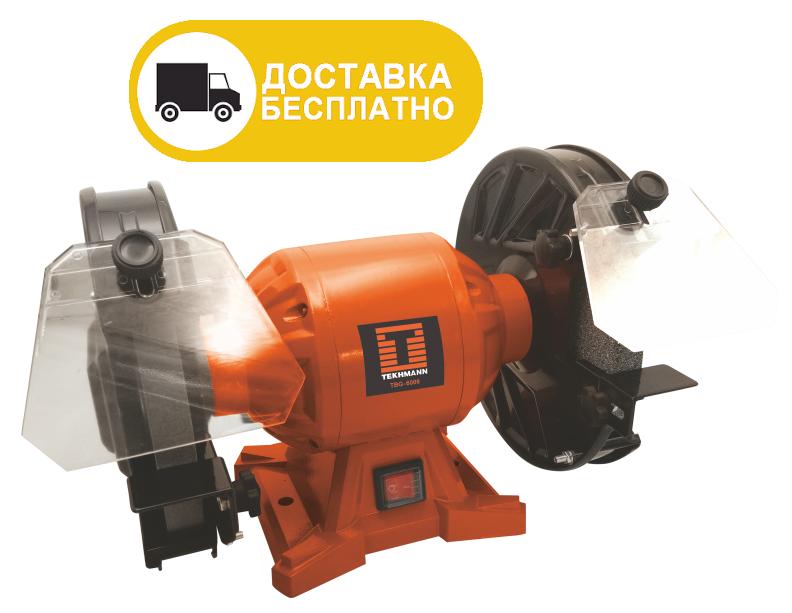 Точило Tekhmann TBG-6008