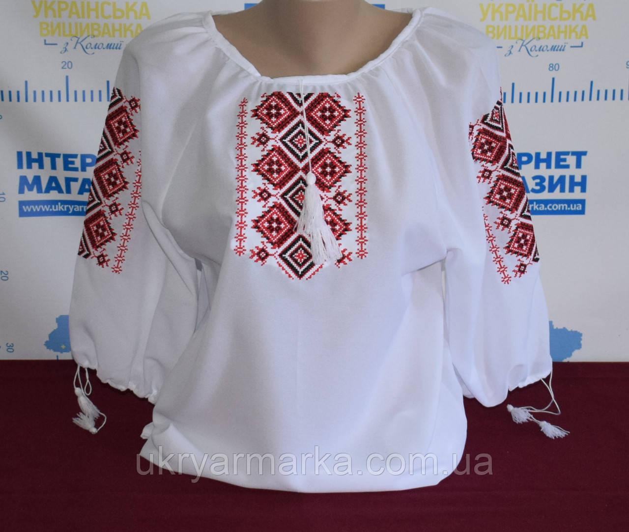 408564cef42e79 Жіноча вишита блузка