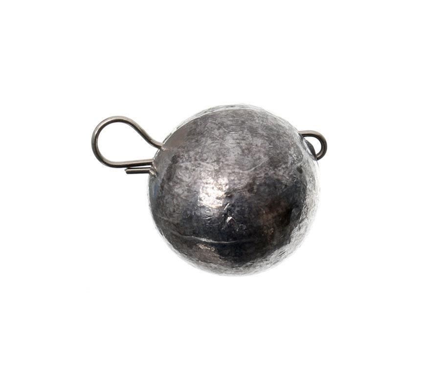 Грузило Flagman Cheburashka Swing Head Silver 4г