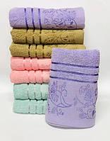Банные полотенца Веточка