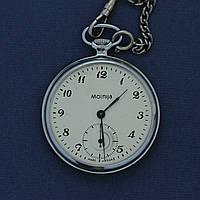 Molnija Молния карманные механические часы СССР