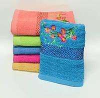 Банные полотенца Цветок, фото 1
