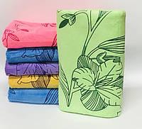 Банные полотенца Микрофибра цветок, фото 1
