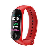 Фитнес-браслет Smart Band M3 Red (1_0011), фото 1