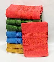 Банные полотенца Версаче-Цветок, фото 1