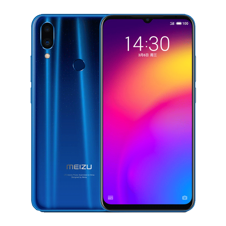 Смартфон Meizu Note 9 4Gb 64Gb