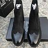 Мужские кожаные челси Luciano Bellini оригинал., фото 7