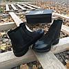Мужские кожаные челси Luciano Bellini оригинал., фото 10